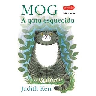 Livro Mog a Gata Esquecida - Kerr - Haperkids