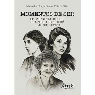 Livro - Momentos de ser - Silva - Appris