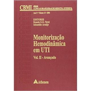 Livro - Monitorização Hemodinâmica Em Uti - Terzi