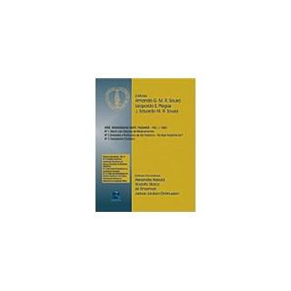 Livro - Monografias Dante Pazzanese - 2003 - Volume 1 - Pazzanese