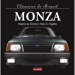 Livro Monza - Simone - Alaúde