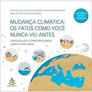 Livro - Mudança Climática - Nelles - Sextante