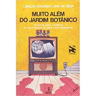Livro - Muito Além do Jardim Botânico - Silva - Summus