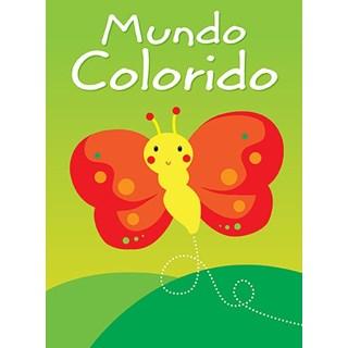 Livro - Mundo Colorido Borboleta - Libris