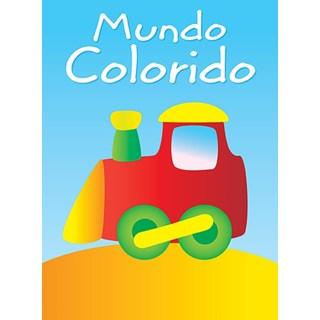 Livro - Mundo Colorido Trem - Libris