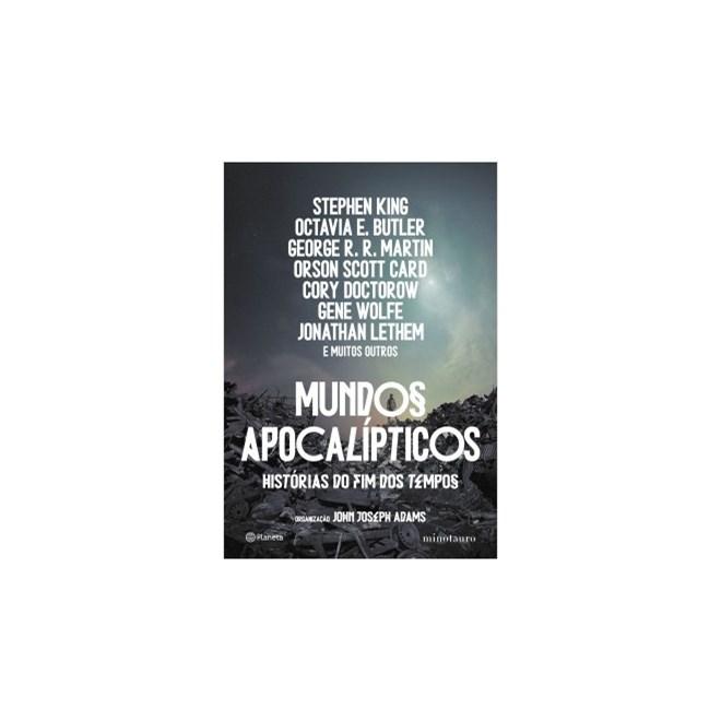 Livro - Mundos apocalípticos - King - Planeta