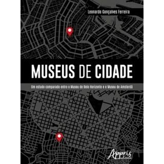 Livro - Museus de Cidade - Ferreira - Appris