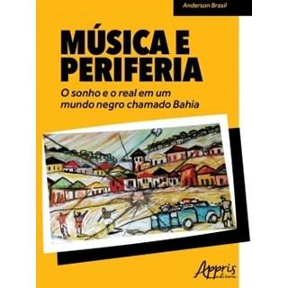 Livro - Música e Periferia - Brasil - Appris