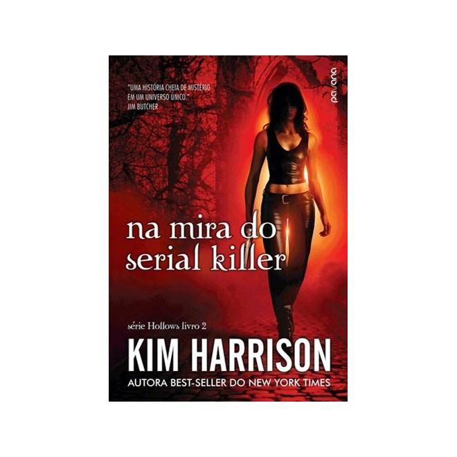 Livro Na mira do serial killer - Harrison - Pavana
