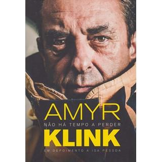 Livro Não Há Tempo a Perder - Klink - Tordesilhas