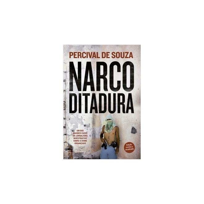 Livro - Narcoditadura - Souza - Planeta