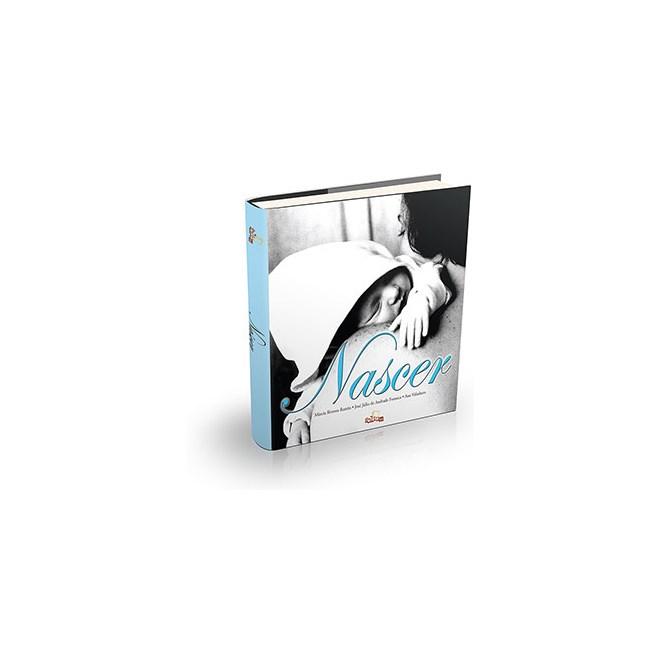 Livro - Nascer Capa Azul - Rattón