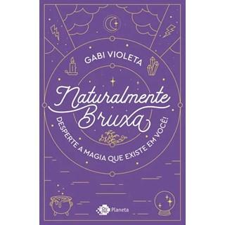Livro - Naturalmente Bruxa - Violeta