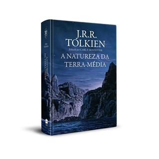 Livro Natureza da Terra-Média, A - Tolkien - Harpercollins