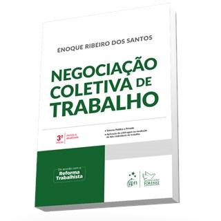 Livro - Negociação Coletiva de Trabalho - Santos