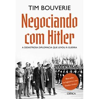 Livro Negociando com Hitler - Bouverie - Crítica