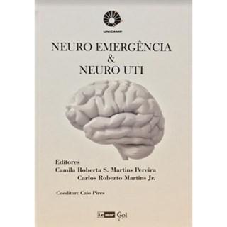 Livro - Neuro Emergência & Neuro UTI  -  Unicamp - Pereira