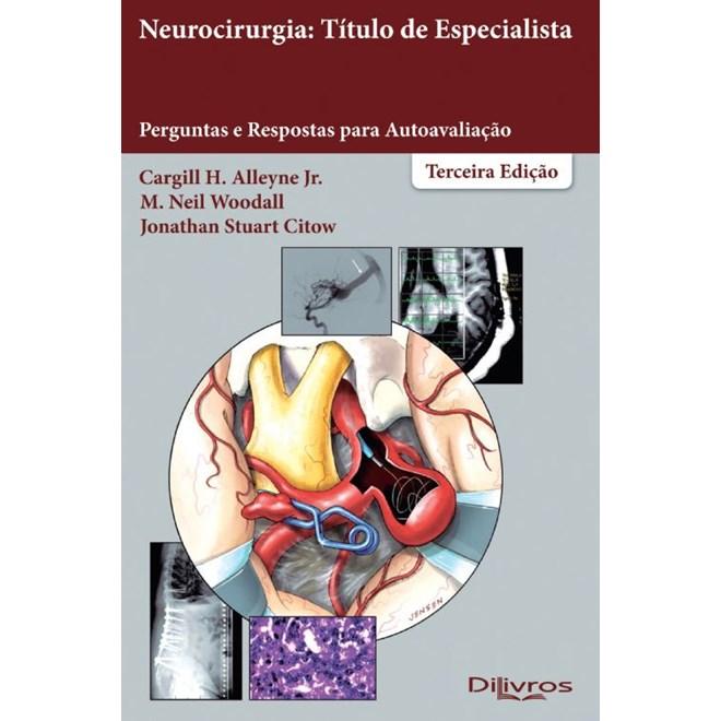 Livro - Neurocirurgia: Título de Especialista - Alleyne