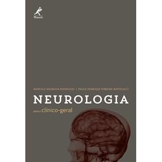 Livro - Neurologia para o Clínico-geral - Rodrigues