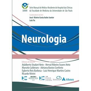 Livro Neurologia SMMR - Auler Jr. - Atheneu