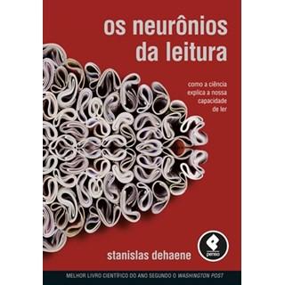 Livro Neurônios da Leitura, Os - Dehaene