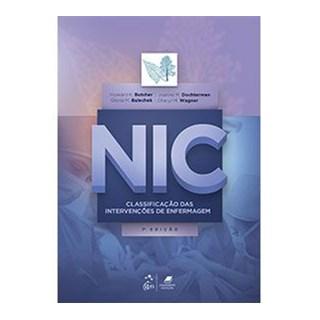 Livro - NIC - Classificação das Intervenções de Enfermagem - Bulechek - Guanabara