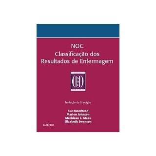 Livro - NOC Classificação dos Resultados de Enfermagem - Moorhead
