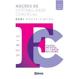 Livro - Noções de Contabilidade Comercial - Ribeiro