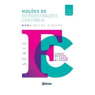 Livro - Noções De Demonstrações Contábeis - Moura Ribeiro 1º edição