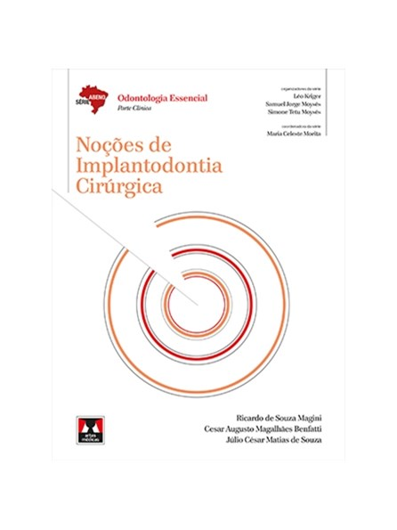 Livro - Noções de Implantodontia Cirúrgica - Magini