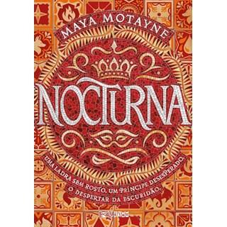 Livro - Nocturna - Montayne