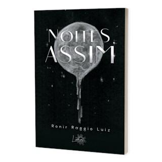 Livro - Noites Assim - Luiz - Brazil Publishing