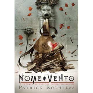 Livro Nome do Vento, O - Rothfuss - Arqueiro