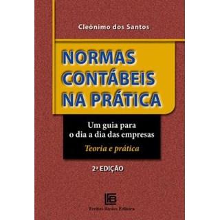 Livro - Normas Contábeis na Prática - Santos