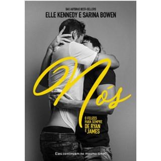 Livro - Nós - O Felizes para Sempre de Ryan e James - Bowen