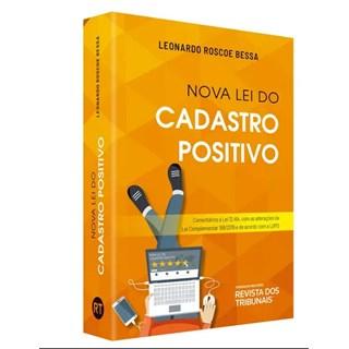 Livro - Nova Lei Do Cadastro Positivo - Bessa