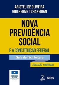 Oferta Livro - Nova Previdência Social e a Constituição Federal - Oliveira por R$ 69.83
