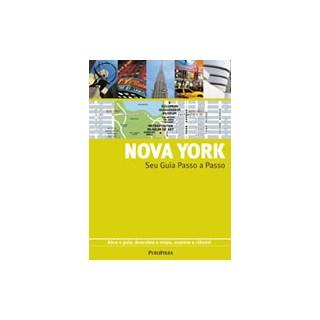 Livro - Nova York Guia Passo A Passo