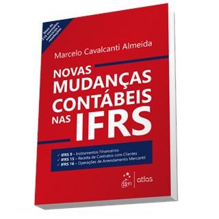 Livro - Novas Mudanças Contábeis nas IFRS - Almeida
