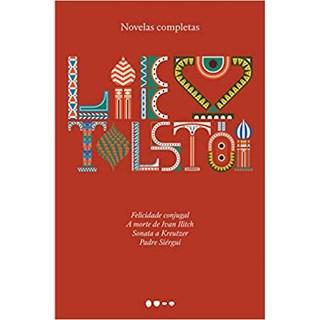 Livro Novelas Completas - Tolstói - Todavia
