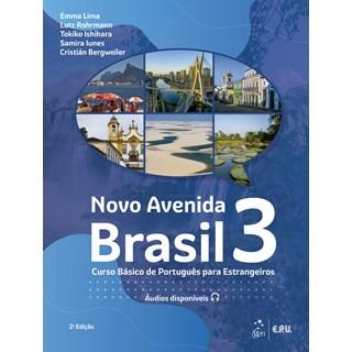 Livro - Novo Avenida Brasil 3 - Lima
