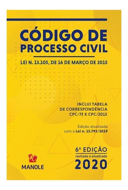 Livro - Novo Código de Processo Civil