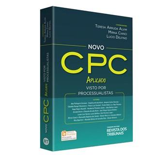 Livro - Novo CPC Aplicado - Visto por Processualistas - Alvim