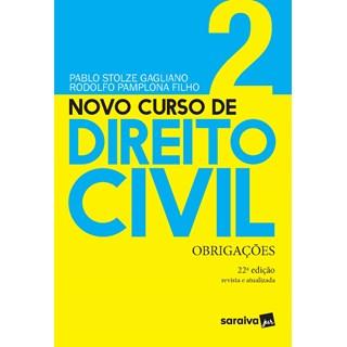 Livro - Novo Curso de Direito Civil Vol 2 - Obrigações - 21ª Ed. 2020 - Gagliano 21º edição