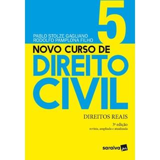 Livro - Novo Curso de Direito Civil - Vol 5 - Direitos Reais - 2ª Ed. 2020 - Gagliano 2º edição