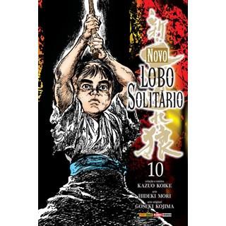 Livro - Novo Lobo Solitario - Vol 10 - Panini