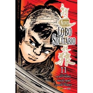 Livro - Novo Lobo Solitario - Vol 11 - Panini