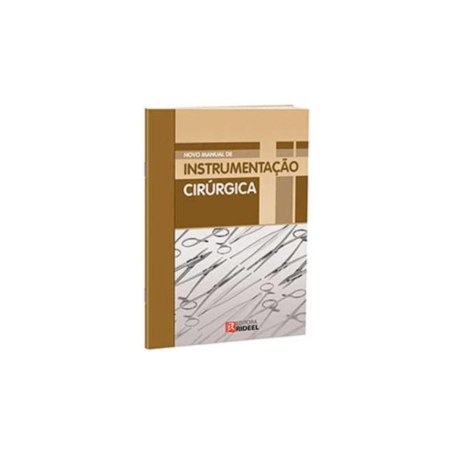 Livro - Novo Manual de Instrumentação Cirúrgica - Phillips#