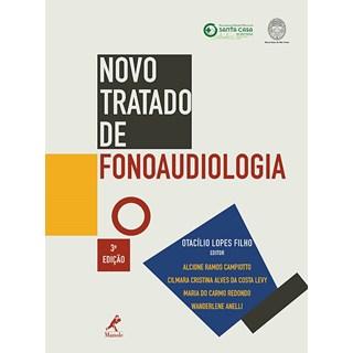 Livro - Novo Tratado de Fonoaudiologia - Lopes Filho