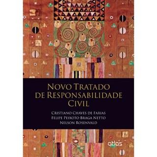 Livro - Novo Tratado De Responsabilidade Civil - Farias